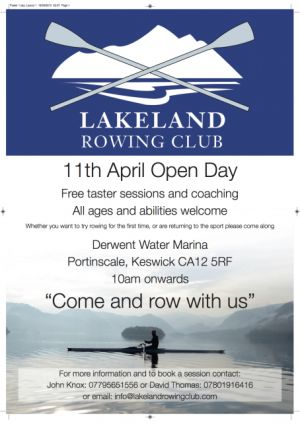 Open Day #GetInvolved