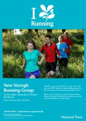 NEW Sizergh Running Group
