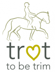 trot to be trim logo