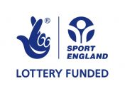 National Lottery and Sport England logo