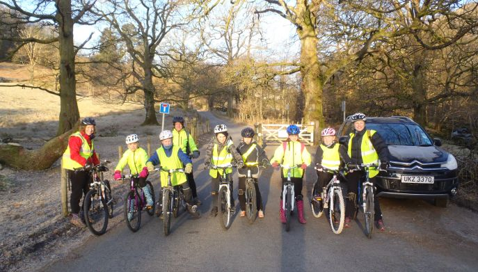 Grasmere Cycle Train