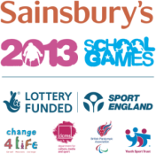 Sainsburys School Games 2013