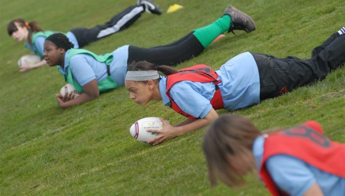 girls rugby image